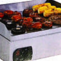 Flat top Grillers Electric