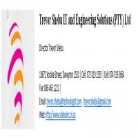 Trevor Shebu  IT and Engineering Solutions (PTY) Ltd