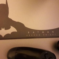 PlayStation 4 batman archam knight.