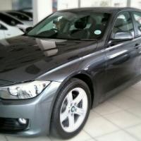 2012 BMW 320i Manual