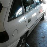 Opel te ruil vir golf 2 of 1
