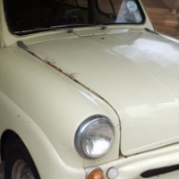 1955 Standard 8 for restoration