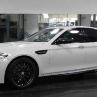 BMW MSeries M5 M-DCT