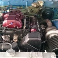 Lexus V8 turbo