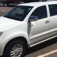 2014 Toyota Hilux 3.0 4X4 AT