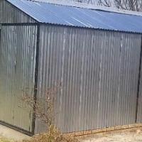Zozo steel store 6m x 3m