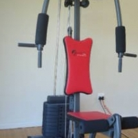 Endurance stacked home gym