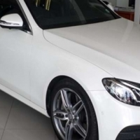 Mercedes Benz E350d AMG Line