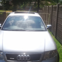 Audi A6 Quattro to swop for Bakkie/SUV