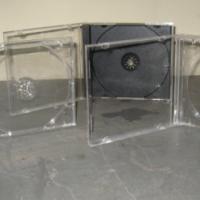 CD/DVD Jewel Cases