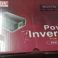 Meanwell 24volt 400watt Pure Sine Wave Inverter