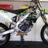 Used, 2007 Kawasaki Kx250f for sale  South Africa