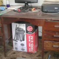 Solid Desk for sale.