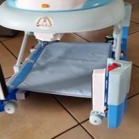 3 IN 1 BABY WALKER LIKE NEW USED TWICE