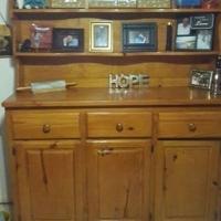 Pine kitchen set