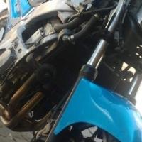 Kawasaki ZZR 400cc swop