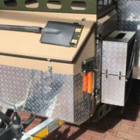 Conqueror Compact 2 camping trailer