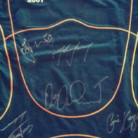 *VERY RARE* Limited Edition Springbok Jersey Signed By Some Of The Greatest Bok Captains Ever!