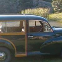 1961 Classic Morris Minor 1000 Traveller{Woody}