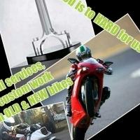 motorcycle repairs and customs