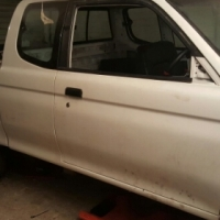 2003 Colt Club Cab rolling chassis