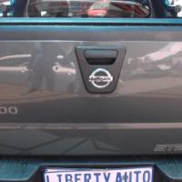 2016 Nissan NP200 Sports 1.6i Stealth  16,833km Leather Upholstery, Single Cab Bakkie Bull Bar, Manu