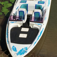 Exstaski family/bass boat