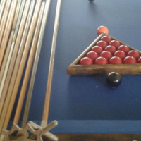 Snooker table for sale at reduced price