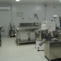 Food Freezing / Processing Factory