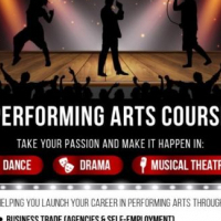 10% DISCOUNT ON PERFORMING ARTS COURSE