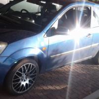 Ford fiesta 1.6 tdci to swap for subaru
