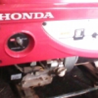 Honda EP650CXS generator