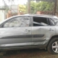 Toyota D4D Rav4 stripping for spares at AMS