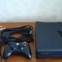 """In box, Like New, Xbox 360 Limited """"S"""" Edition 250GB Black Slimline with 2 Games Included... for sale  East Rand"""