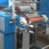 Toilet paper making machine available with the rolls R125000