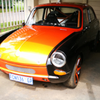 1967 VW fastback racecar for sale