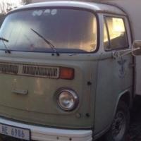 VW Jurgens Autovilla Camper