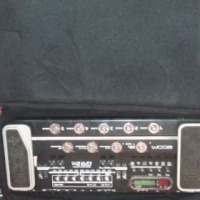 Guitar pedal Zoom g9 2tt for sale  South Africa