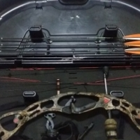 Hoyt rampage compound bow