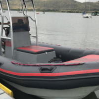 16 foot stingray boat for sale