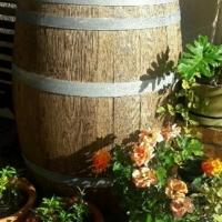 Wine Barrel for sale.