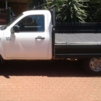 Bakkie for hire and Removals