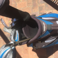 Used, Wilson's Ladies Golf Club Set for sale  Southern Suburbs