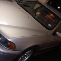BMW E39 525i exclusive