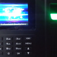 Biometric Fingerprint Time Attendance System. Brand new. R3,200.00