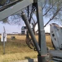 Hiab 2.5 ton truck mounted crane for sale