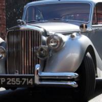1951 Jaguar Mk V - Frame off restoration