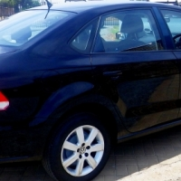 2011 Black VW Polo 1.6 Classic.Comfortline - RELIABLE VEHICLE IN SHOWROOM CONDITION