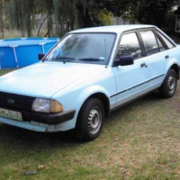 1983 ford escourt te koop