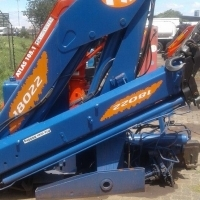 PM 18022 (18 Ton) truck mounted crane for sale